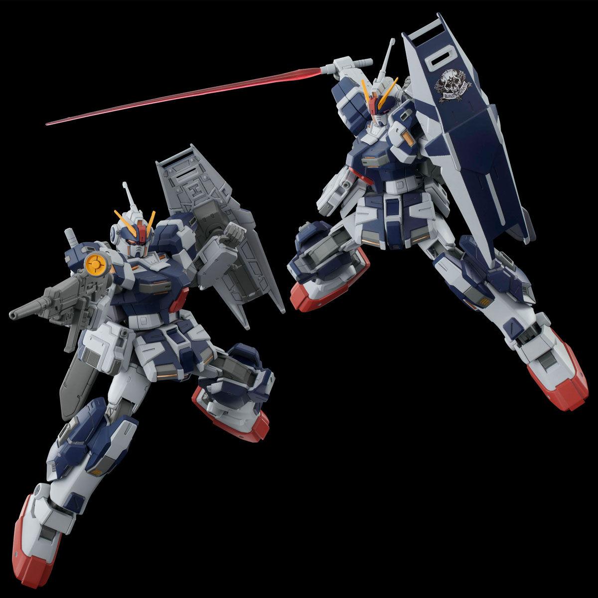 【限定販売】HG 1/144『ペイルライダー・キャバルリー』ガンダム外伝 ミッシングリンク プラモデル-006