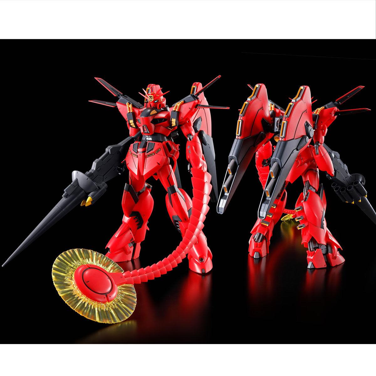 【限定販売】RE/100『ビギナ・ギナII(木星決戦仕様)』1/100 プラモデル-002