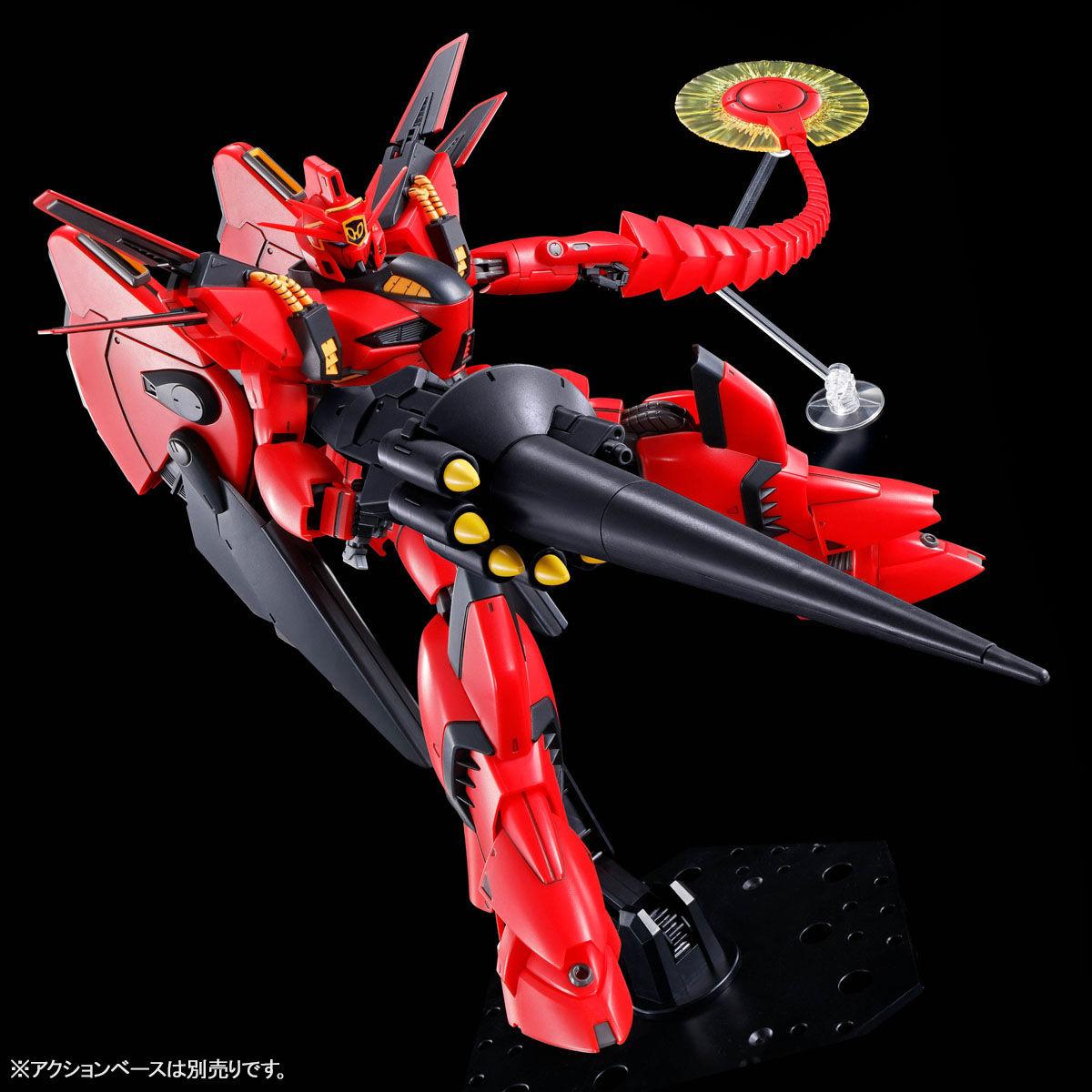 【限定販売】RE/100『ビギナ・ギナII(木星決戦仕様)』1/100 プラモデル-004