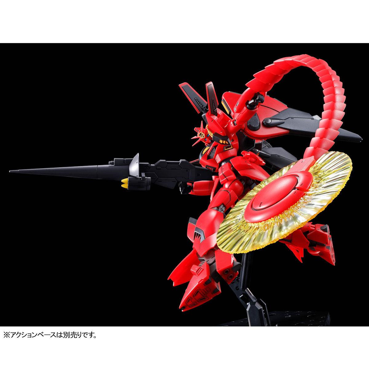 【限定販売】RE/100『ビギナ・ギナII(木星決戦仕様)』1/100 プラモデル-005