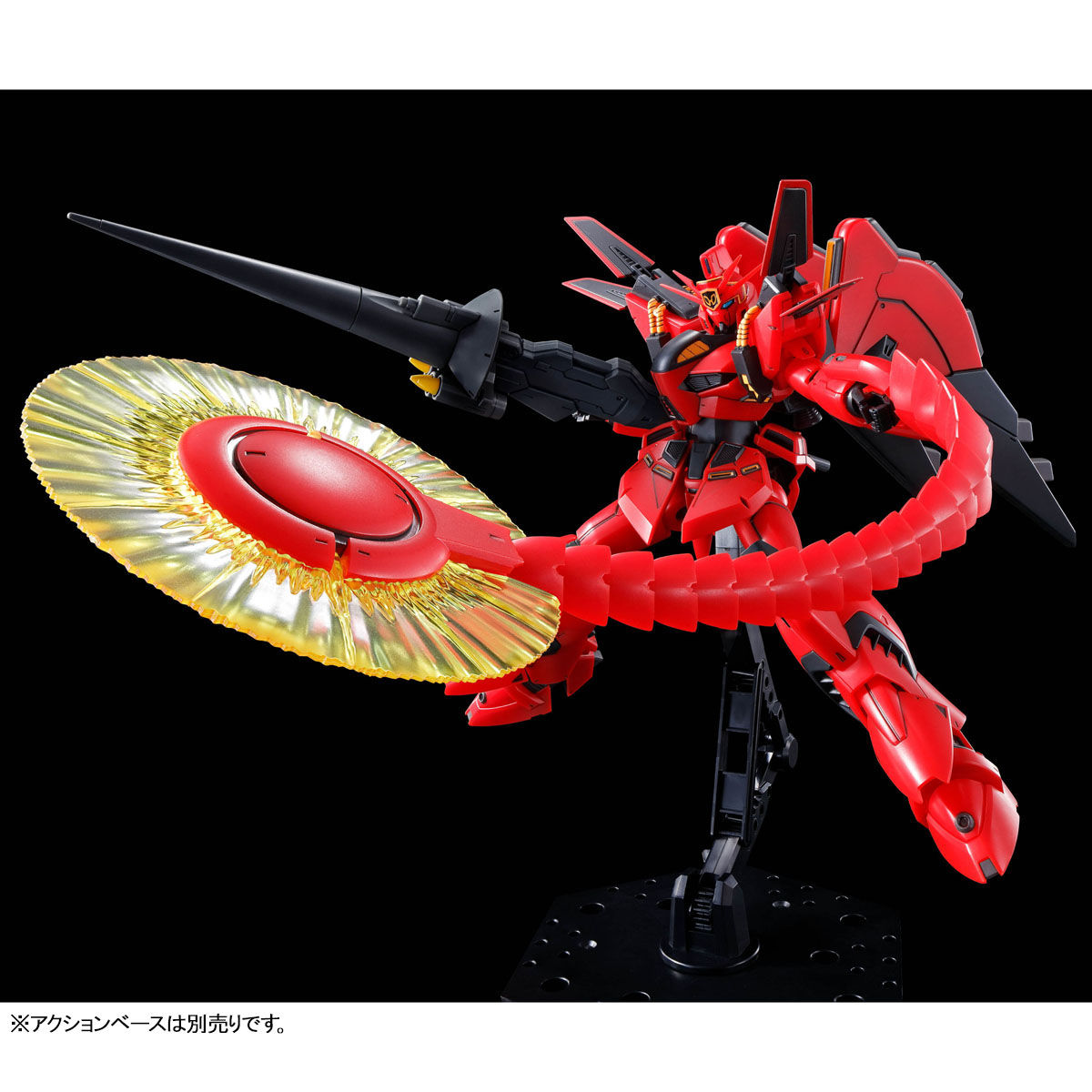 【限定販売】RE/100『ビギナ・ギナII(木星決戦仕様)』1/100 プラモデル-006