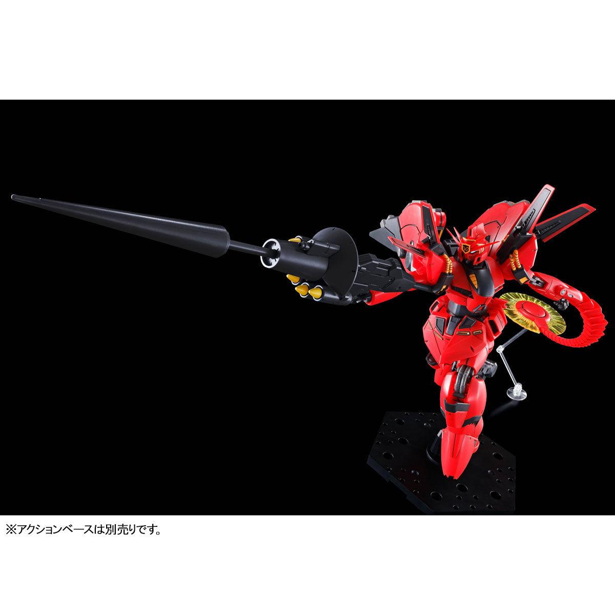 【限定販売】RE/100『ビギナ・ギナII(木星決戦仕様)』1/100 プラモデル-008