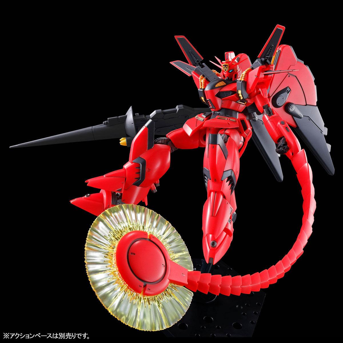 【限定販売】RE/100『ビギナ・ギナII(木星決戦仕様)』1/100 プラモデル-009