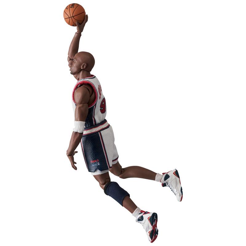 マフェックス No.100『Michael Jordan(Chicago Bulls)』可動フィギュア-008