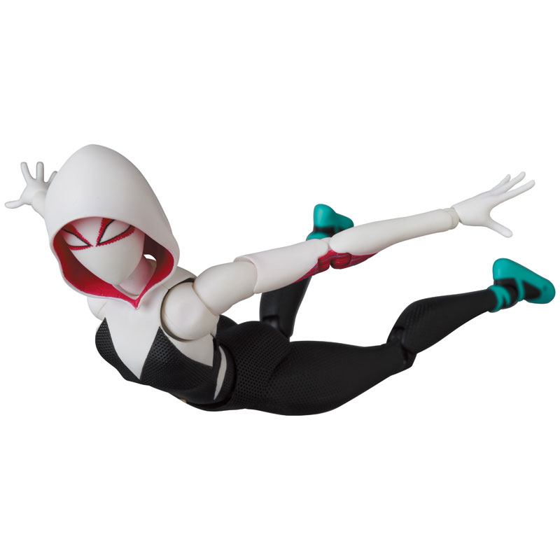 マフェックス No.134 MAFEX『スパイダーグウェン(グウェン・ステイシー)/SPIDER-GWEN(GWEN STACY)』可動フィギュア-011