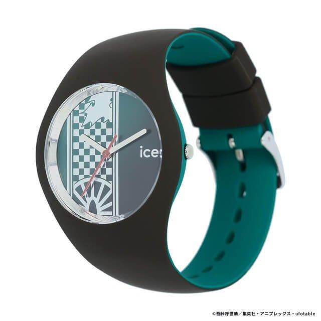 【限定販売】鬼滅の刃 × ICE-WATCH コラボレーションウォッチ『竈門 炭治郎 モデル』腕時計-006