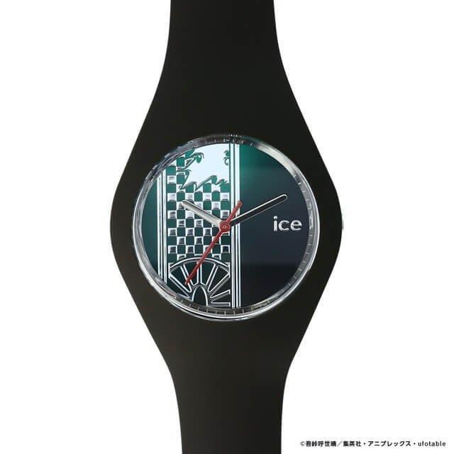 【限定販売】鬼滅の刃 × ICE-WATCH コラボレーションウォッチ『竈門 炭治郎 モデル』腕時計-007