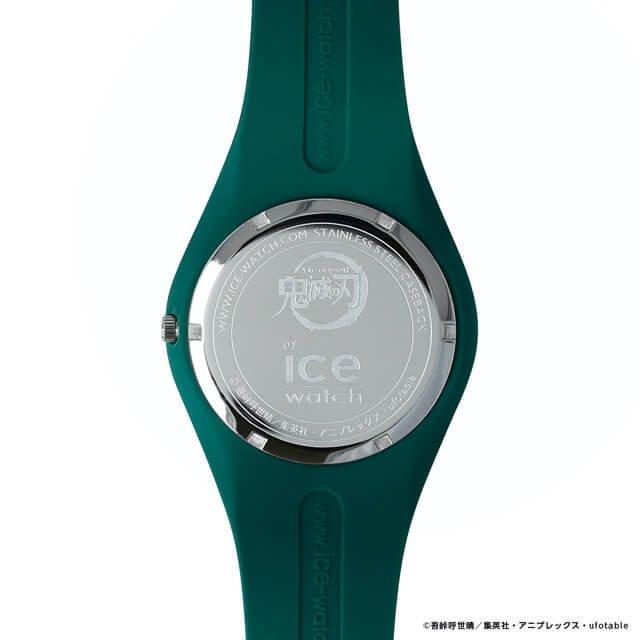 【限定販売】鬼滅の刃 × ICE-WATCH コラボレーションウォッチ『竈門 炭治郎 モデル』腕時計-009