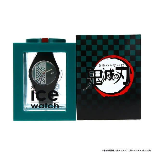【限定販売】鬼滅の刃 × ICE-WATCH コラボレーションウォッチ『竈門 炭治郎 モデル』腕時計-010