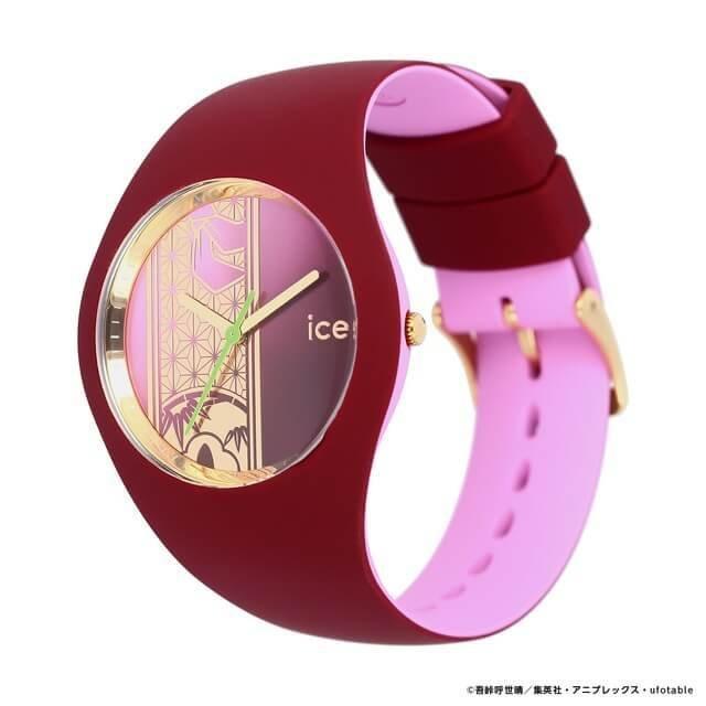 【限定販売】鬼滅の刃 × ICE-WATCH コラボレーションウォッチ『竈門 炭治郎 モデル』腕時計-015