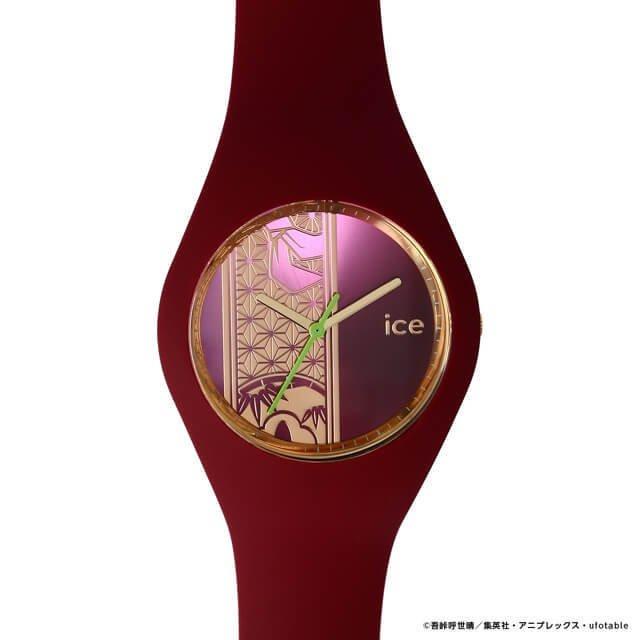 【限定販売】鬼滅の刃 × ICE-WATCH コラボレーションウォッチ『竈門 炭治郎 モデル』腕時計-016