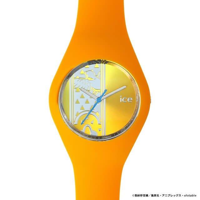 【限定販売】鬼滅の刃 × ICE-WATCH コラボレーションウォッチ『竈門 炭治郎 モデル』腕時計-025