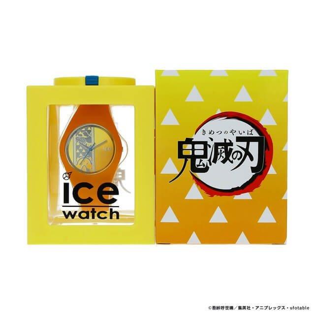 【限定販売】鬼滅の刃 × ICE-WATCH コラボレーションウォッチ『竈門 炭治郎 モデル』腕時計-028