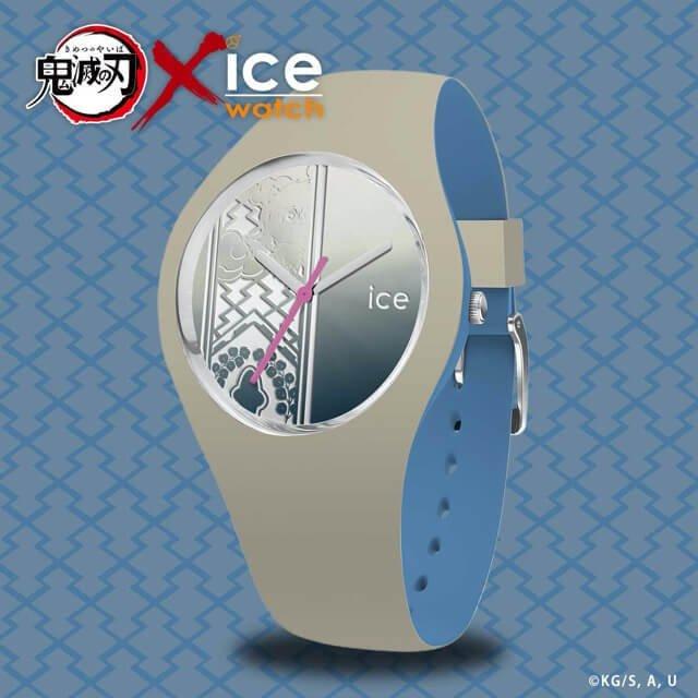 【限定販売】鬼滅の刃 × ICE-WATCH コラボレーションウォッチ『竈門 炭治郎 モデル』腕時計-029