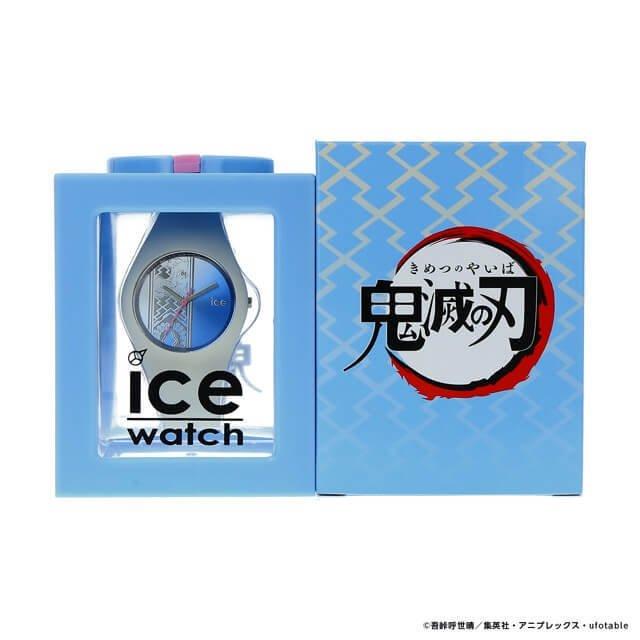 【限定販売】鬼滅の刃 × ICE-WATCH コラボレーションウォッチ『竈門 炭治郎 モデル』腕時計-037