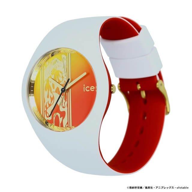 【限定販売】鬼滅の刃 × ICE-WATCH コラボレーションウォッチ『竈門 炭治郎 モデル』腕時計-042