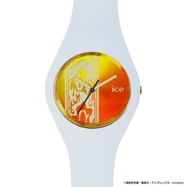 【限定販売】鬼滅の刃 × ICE-WATCH コラボレーションウォッチ『竈門 炭治郎 モデル』腕時計-043