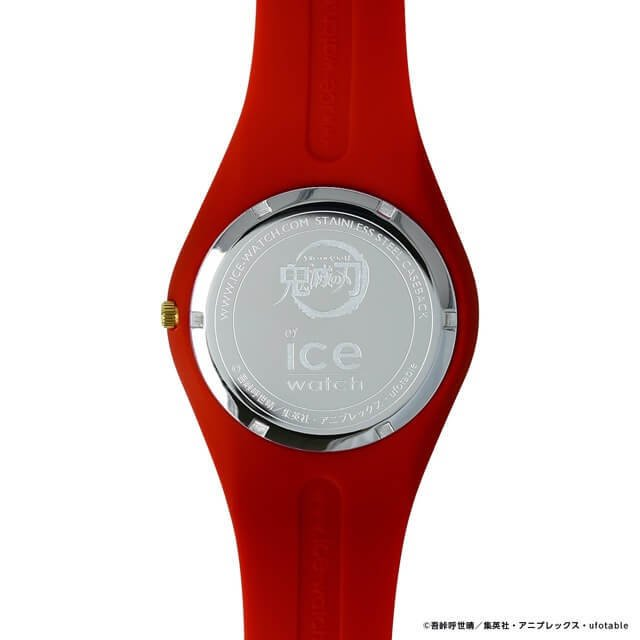 【限定販売】鬼滅の刃 × ICE-WATCH コラボレーションウォッチ『竈門 炭治郎 モデル』腕時計-045