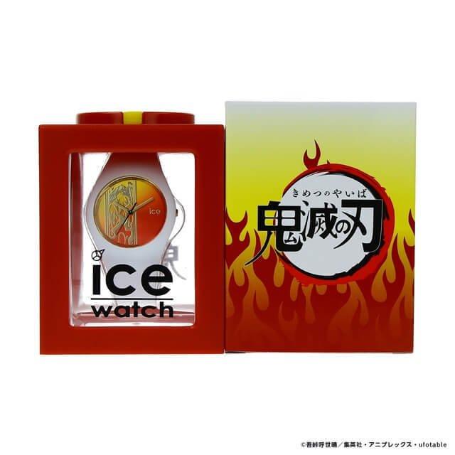 【限定販売】鬼滅の刃 × ICE-WATCH コラボレーションウォッチ『竈門 炭治郎 モデル』腕時計-046