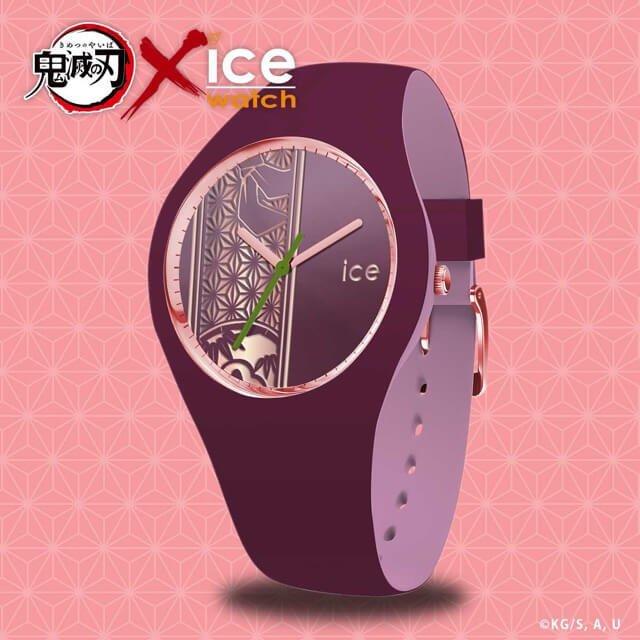 【限定販売】鬼滅の刃 × ICE-WATCH コラボレーションウォッチ『竈門 禰豆子 モデル』腕時計