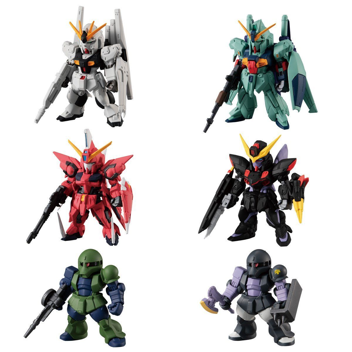 【食玩】機動戦士ガンダム『FW GUNDAM CONVERGE ♯21』10個入りBOX-001