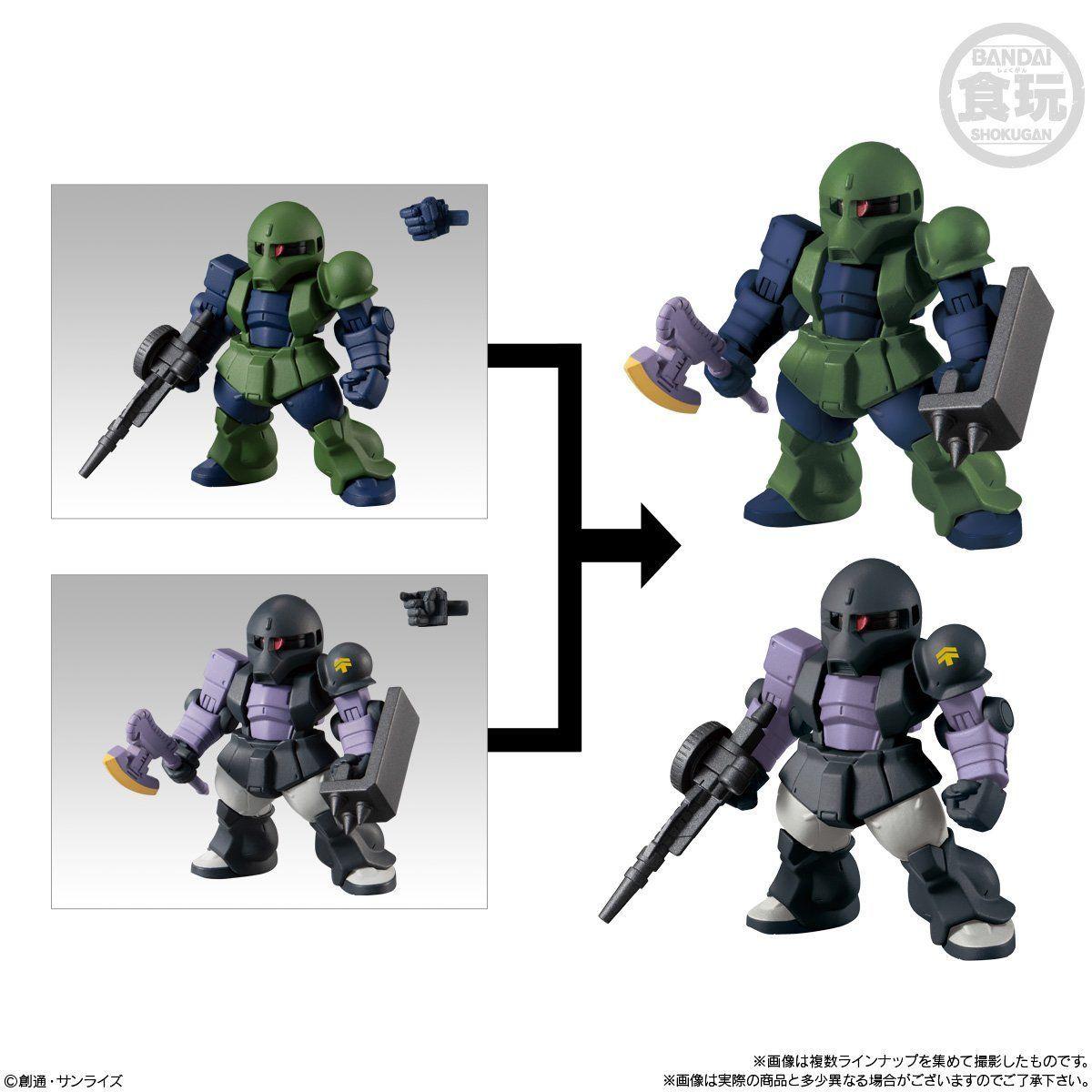 【食玩】機動戦士ガンダム『FW GUNDAM CONVERGE ♯21』10個入りBOX-008