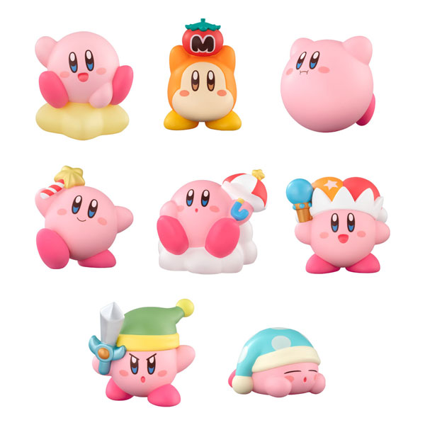 【食玩】星のカービィ『星のカービィ Kirby Friends(カービィフレンズ)』12個入りBOX