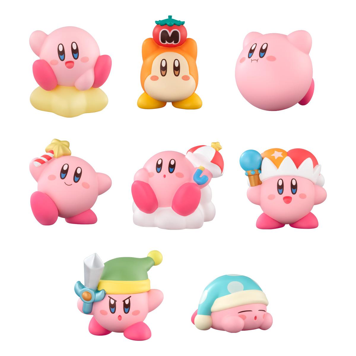 【食玩】星のカービィ『星のカービィ Kirby Friends(カービィフレンズ)』12個入りBOX-001