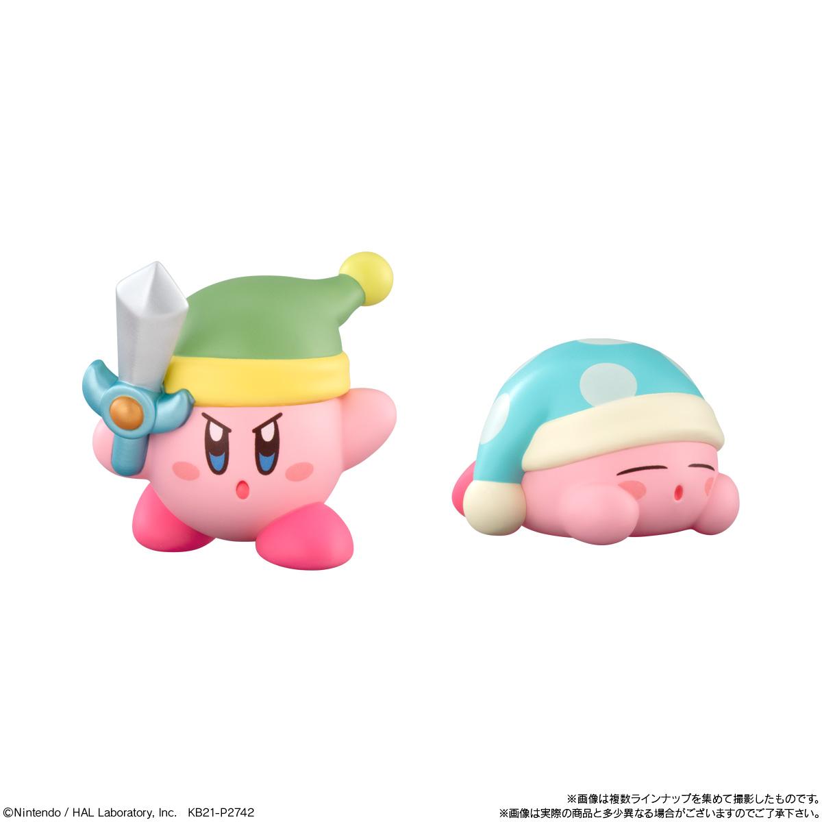 【食玩】星のカービィ『星のカービィ Kirby Friends(カービィフレンズ)』12個入りBOX-005