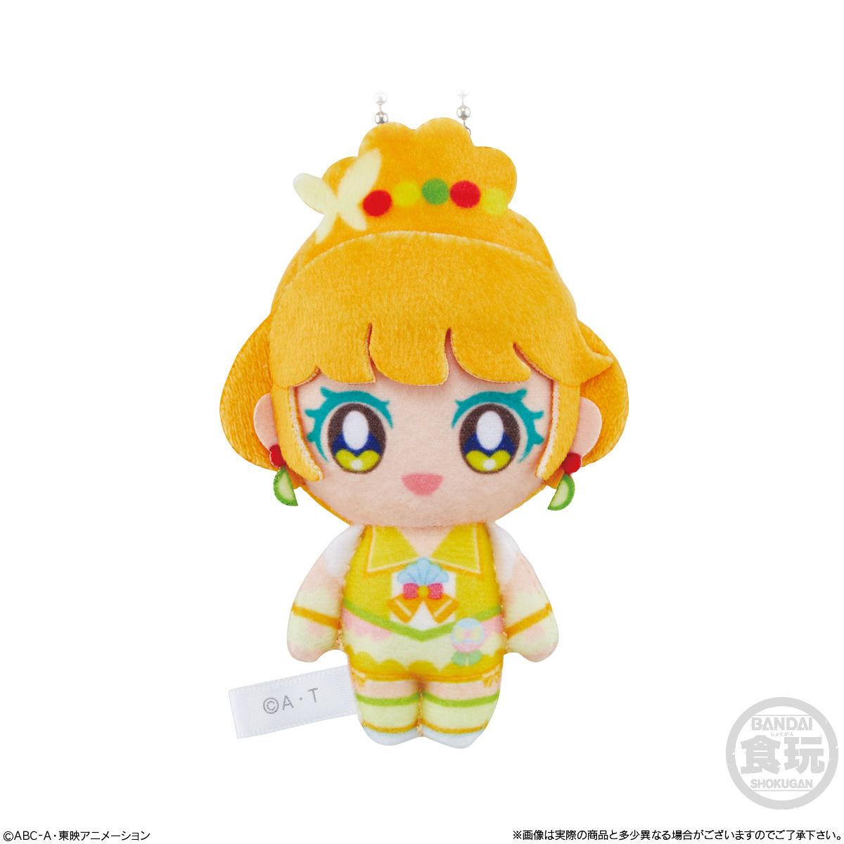【食玩】トロプリ『トロピカル~ジュ!プリキュア おでかけマスコット』10個入りBOX-004