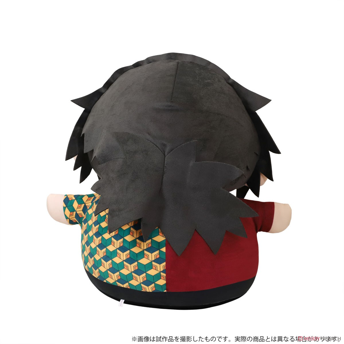 鬼滅の刃『もっとおっきいまめめいと 竈門炭治郎』ぬいぐるみマスコット-009