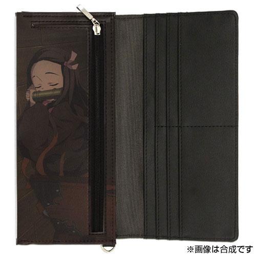 鬼滅の刃『箱の中の禰豆子 フルカラーウォレット』グッズ-001