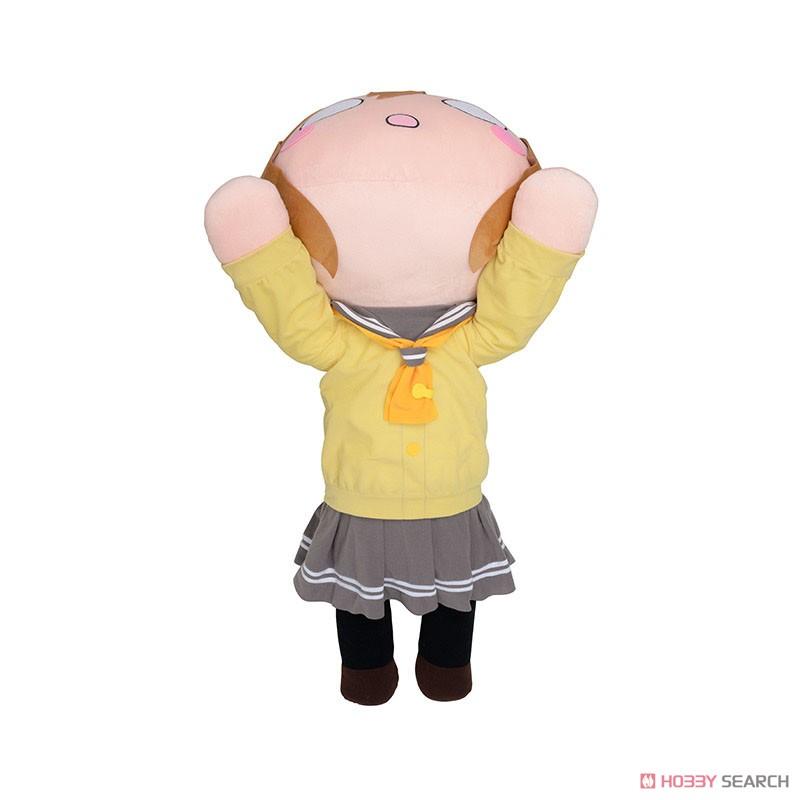 【再販】テラジャンボ寝そべりぬいぐるみ『国木田花丸』ラブライブ!サンシャイン!! ぬいぐるみ-002