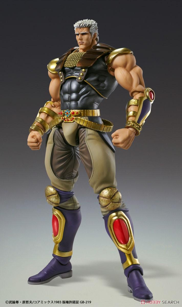 超像可動『ラオウ』北斗の拳 可動フィギュア-001