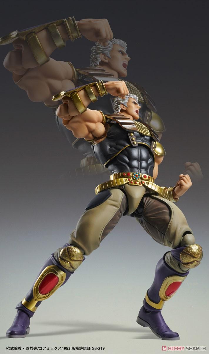 超像可動『ラオウ』北斗の拳 可動フィギュア-004