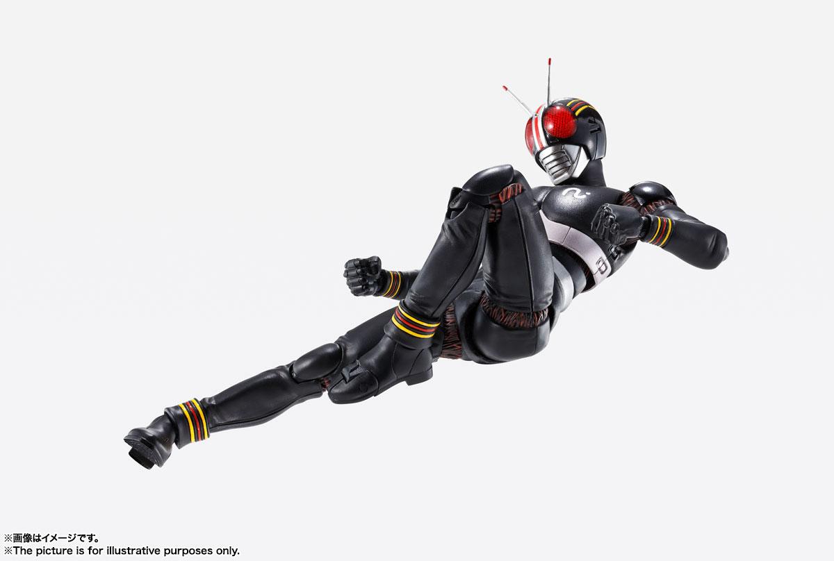 S.H.Figuarts(真骨彫製法)『仮面ライダーBLACK』可動フィギュア-009