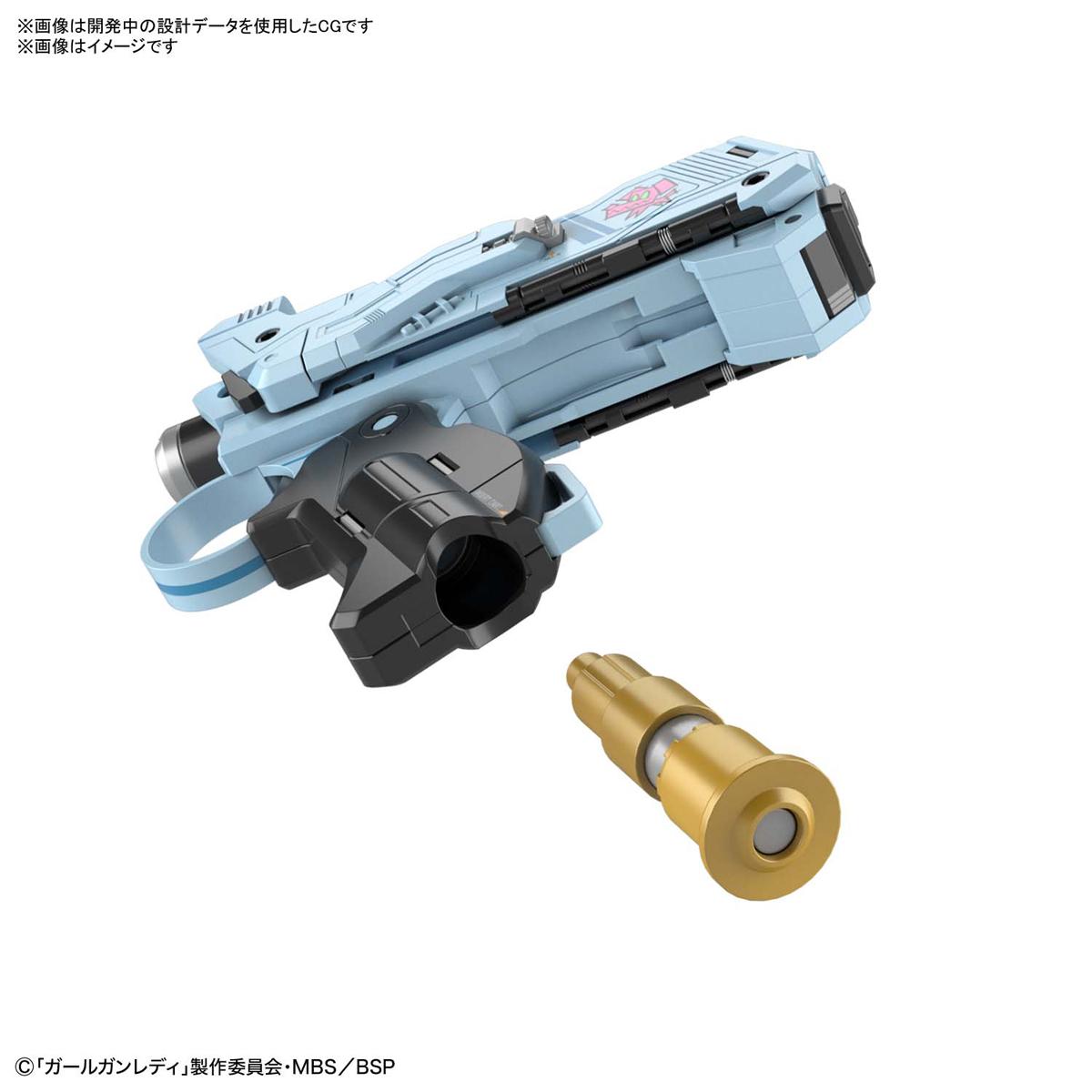 ガールガンレディ(GGL)『アタックガールガン×レディコマンダーアリス セットBOX』プラモデル-004