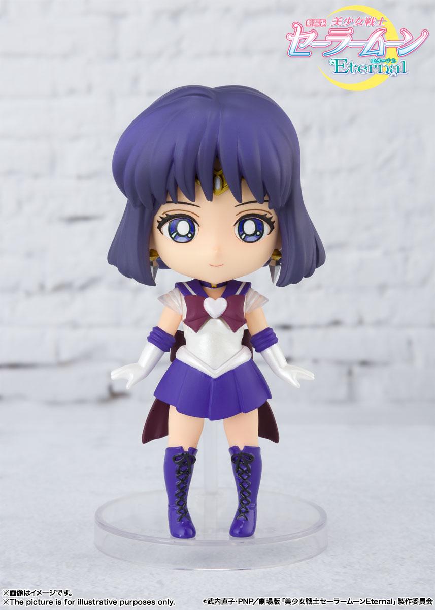 Figuarts mini『スーパーセーラーサターン -Eternal edition-』美少女戦士セーラームーンEternal デフォルメ可動フィギュア-002