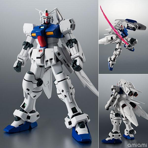 ROBOT魂〈SIDE MS〉『RX-78GP03S ガンダム試作3号機ステイメン ver. A.N.I.M.E.』機動戦士ガンダム0083 可動フィギュア