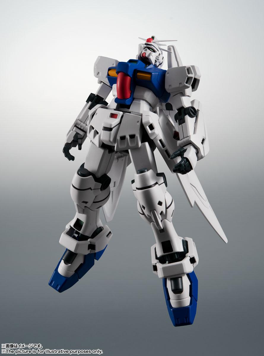 ROBOT魂〈SIDE MS〉『RX-78GP03S ガンダム試作3号機ステイメン ver. A.N.I.M.E.』機動戦士ガンダム0083 可動フィギュア-003