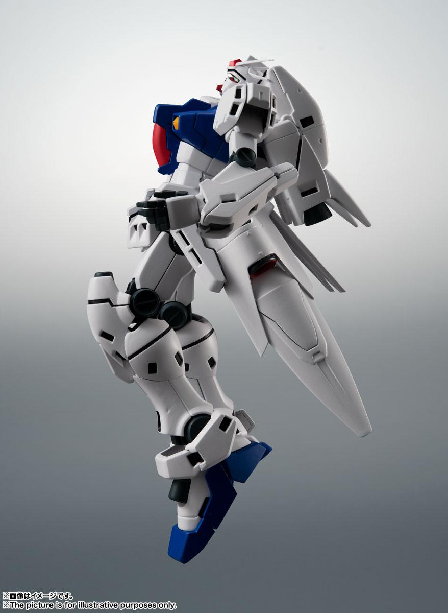 ROBOT魂〈SIDE MS〉『RX-78GP03S ガンダム試作3号機ステイメン ver. A.N.I.M.E.』機動戦士ガンダム0083 可動フィギュア-004