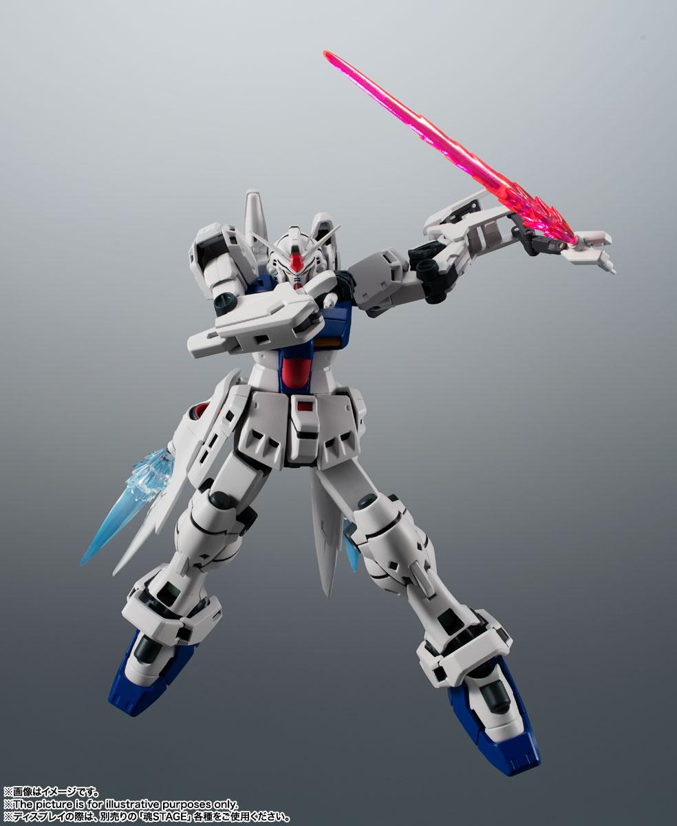 ROBOT魂〈SIDE MS〉『RX-78GP03S ガンダム試作3号機ステイメン ver. A.N.I.M.E.』機動戦士ガンダム0083 可動フィギュア-015