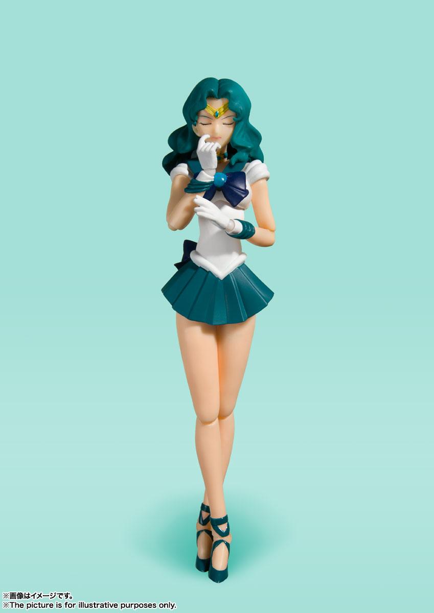 S.H.Figuarts『セーラーウラヌス -Animation Color Edition-』美少女戦士セーラームーンS 可動フィギュア-012