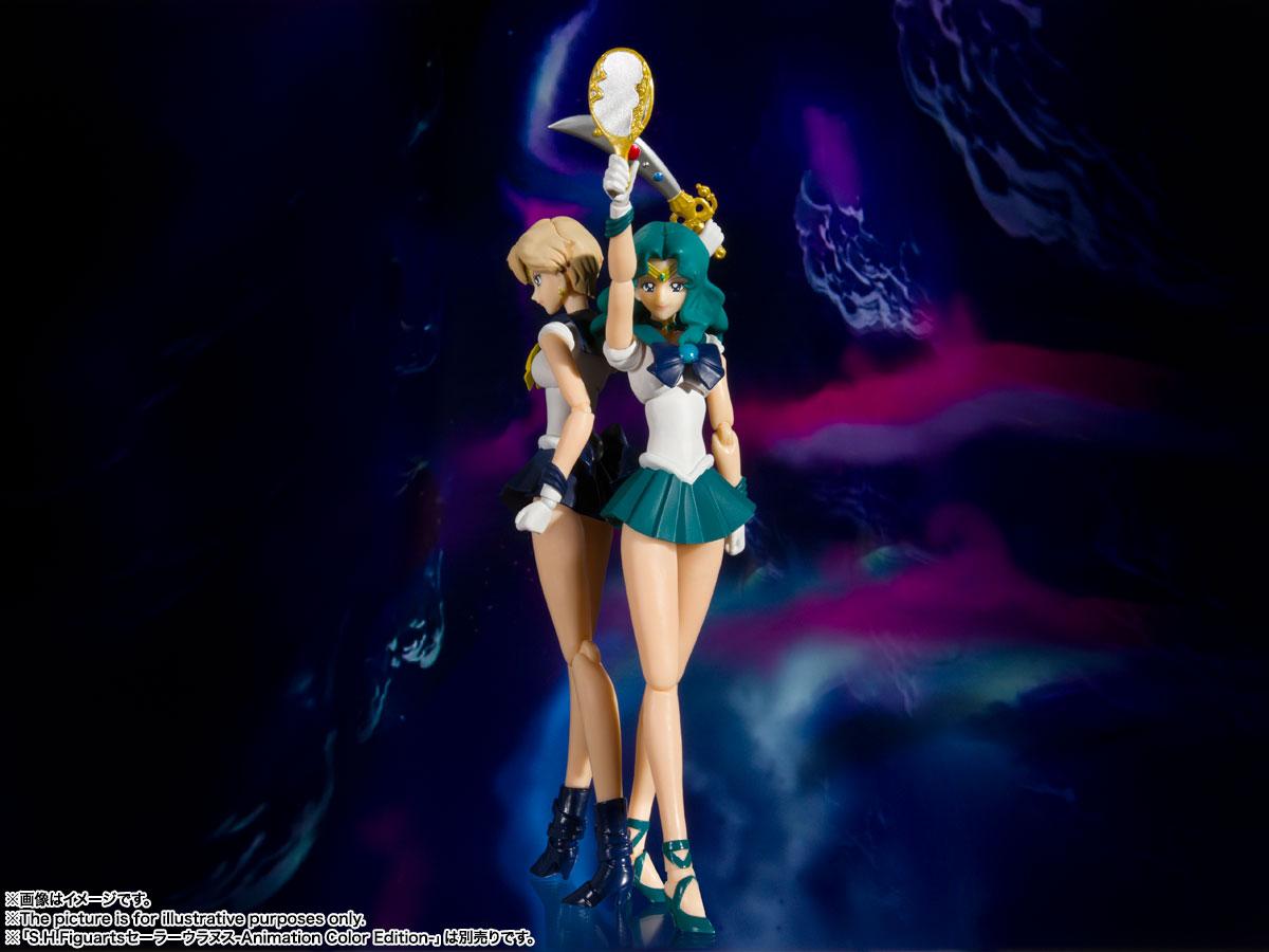 S.H.Figuarts『セーラーウラヌス -Animation Color Edition-』美少女戦士セーラームーンS 可動フィギュア-014