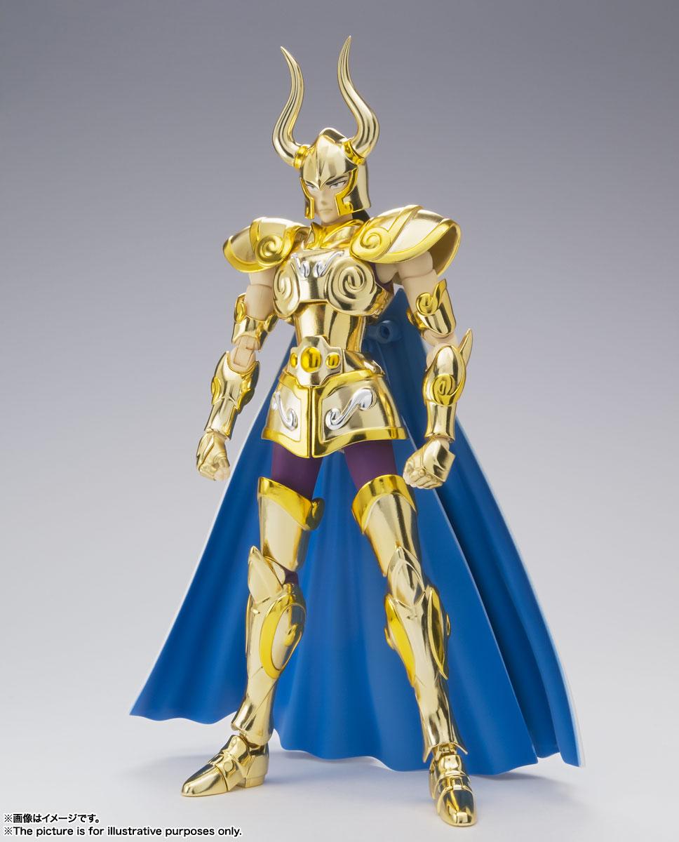 聖闘士聖衣神話EX『カプリコーンシュラ〈リバイバル版〉』聖闘士星矢 可動フィギュア-004