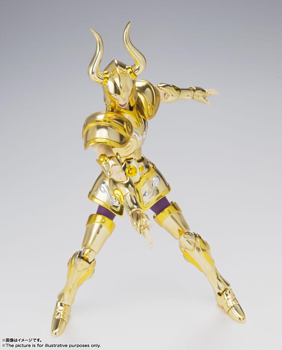 聖闘士聖衣神話EX『カプリコーンシュラ〈リバイバル版〉』聖闘士星矢 可動フィギュア-006