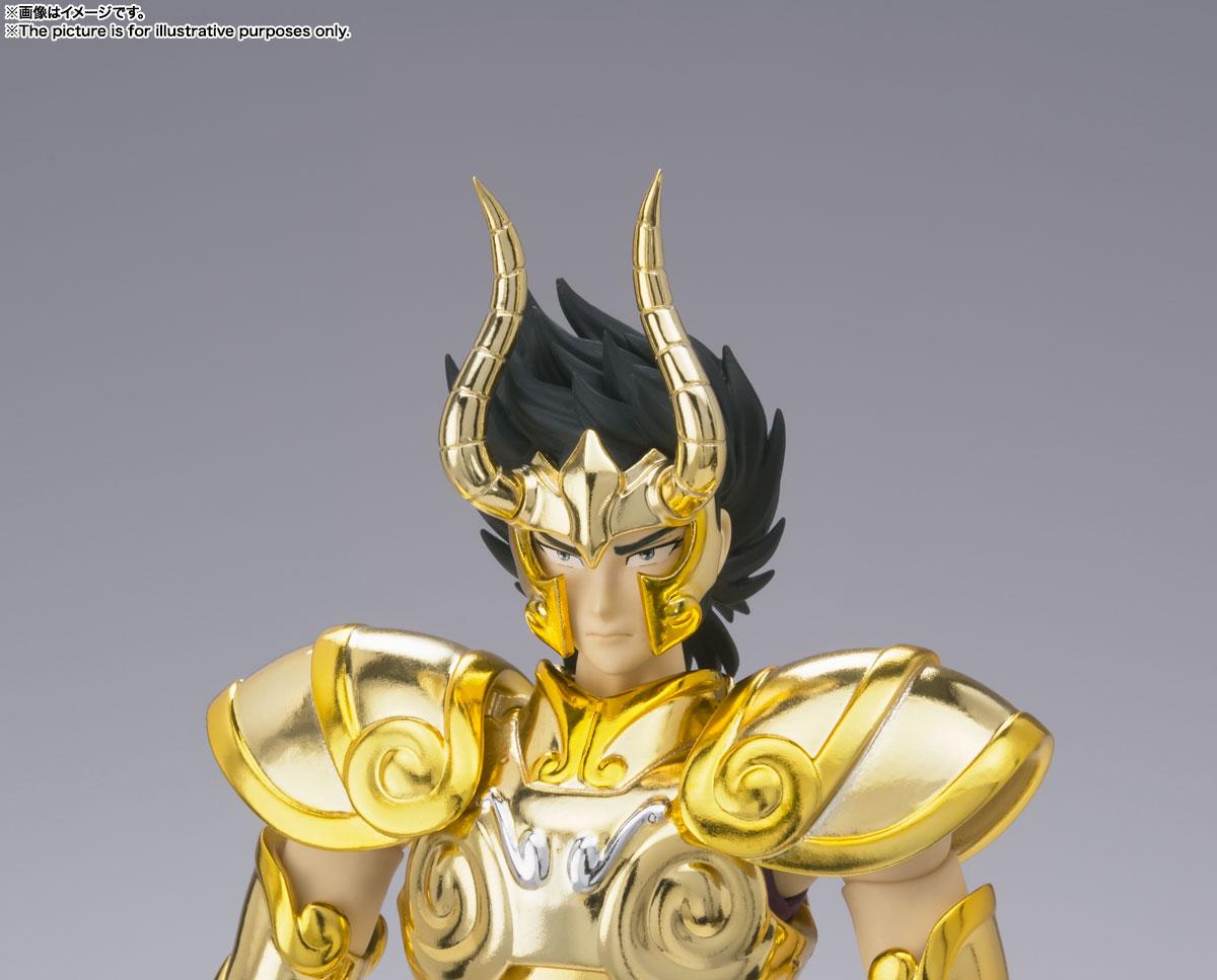 聖闘士聖衣神話EX『カプリコーンシュラ〈リバイバル版〉』聖闘士星矢 可動フィギュア-013