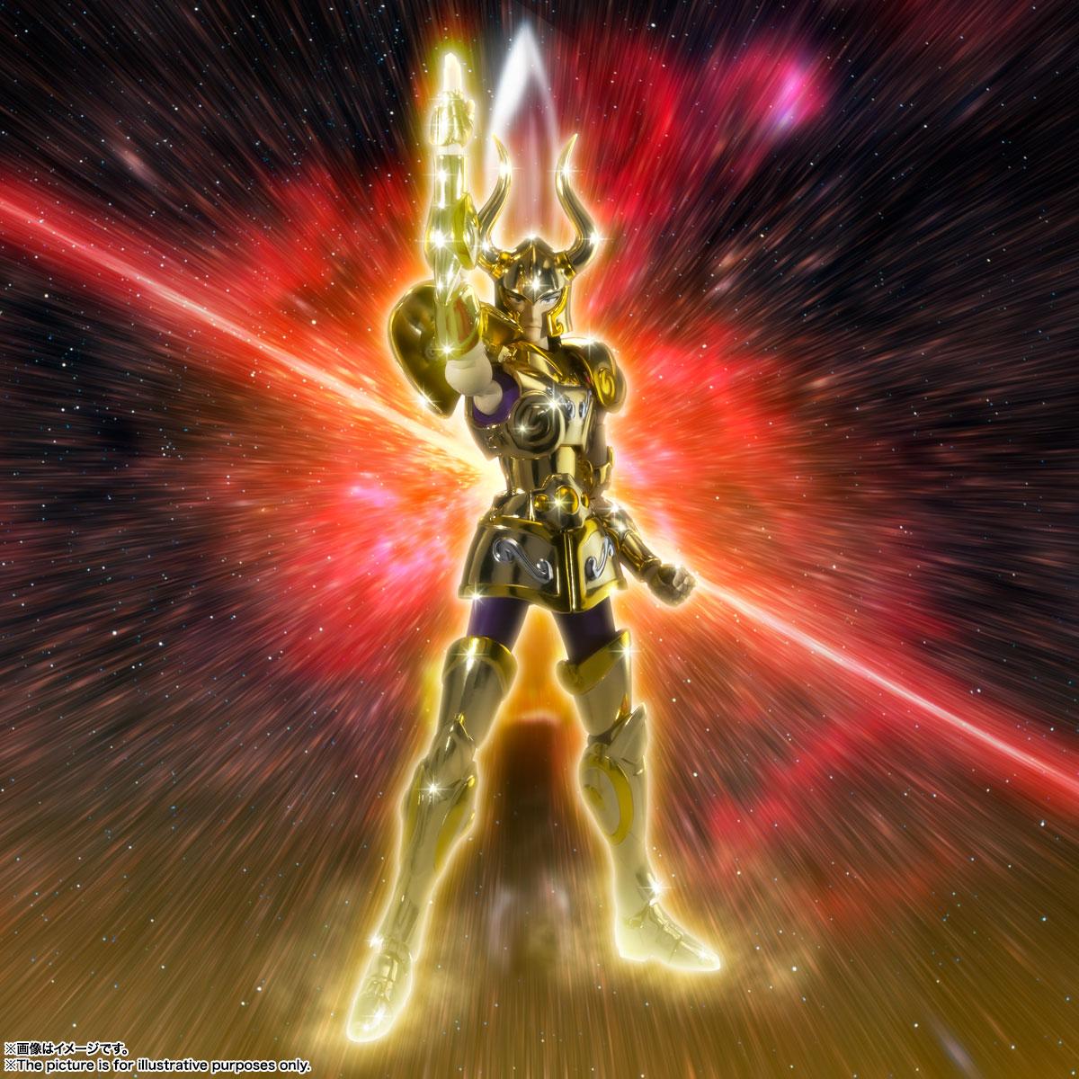 聖闘士聖衣神話EX『カプリコーンシュラ〈リバイバル版〉』聖闘士星矢 可動フィギュア-017