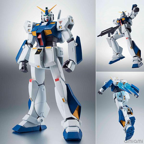 【再販】ROBOT魂〈SIDE MS〉『RX-78NT-1 ガンダムNT-1 ver. A.N.I.M.E.』可動フィギュア