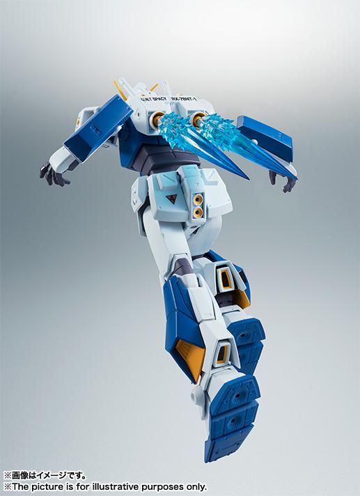 【再販】ROBOT魂〈SIDE MS〉『RX-78NT-1 ガンダムNT-1 ver. A.N.I.M.E.』可動フィギュア-005